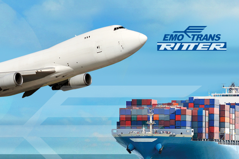 Weltweite Transporte mit der EMO-TRANS RITTER GmbH